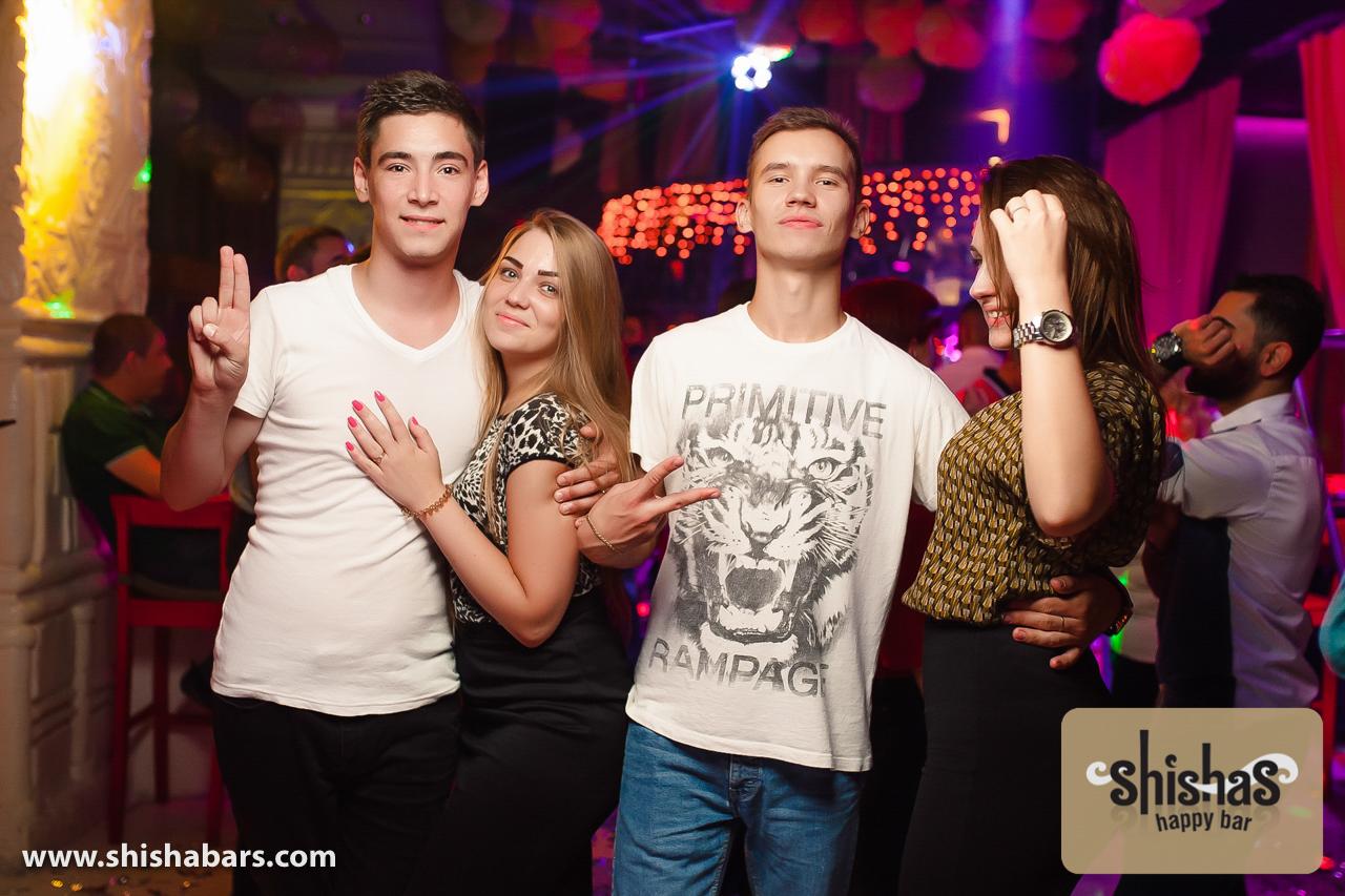 With you bar bikini club event night photo