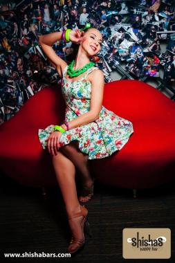 ВТОРНИК: Music For Soul в Shishas Happy Bar! СКИДКА 50% на БУРГЕР!