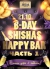 ПЯТНИЦА: B-DAY SHISHAS HAPPY BAR. ЧАСТЬ 1! А нам уже 2 годика!